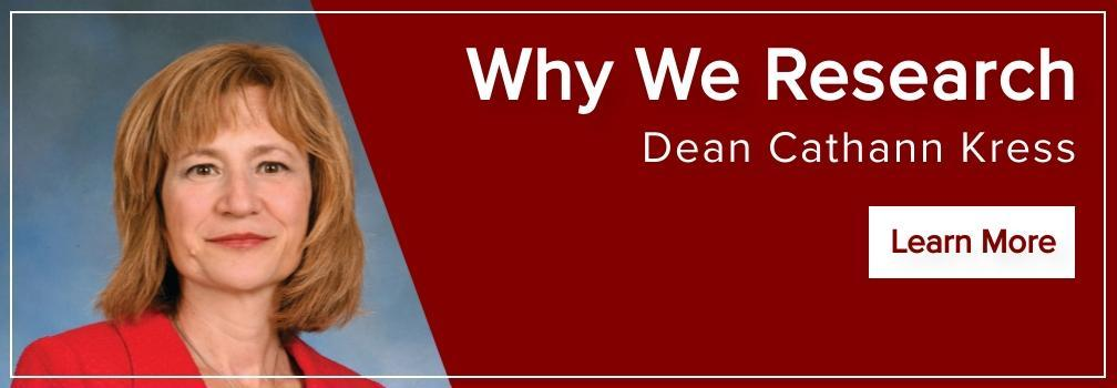 Dean Kress Professional Photo Why We Research
